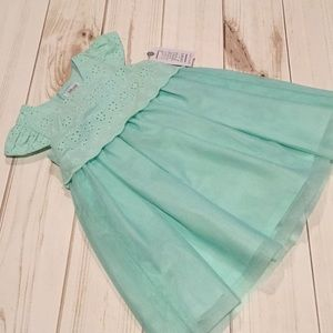 Teal Formal Dress (6M)